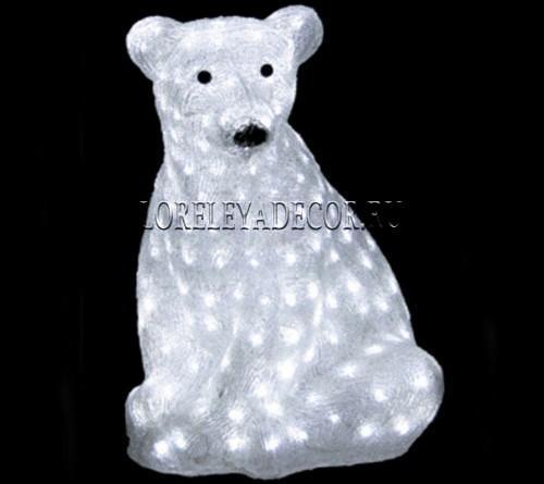 3D медведь LED 20 светодиодов