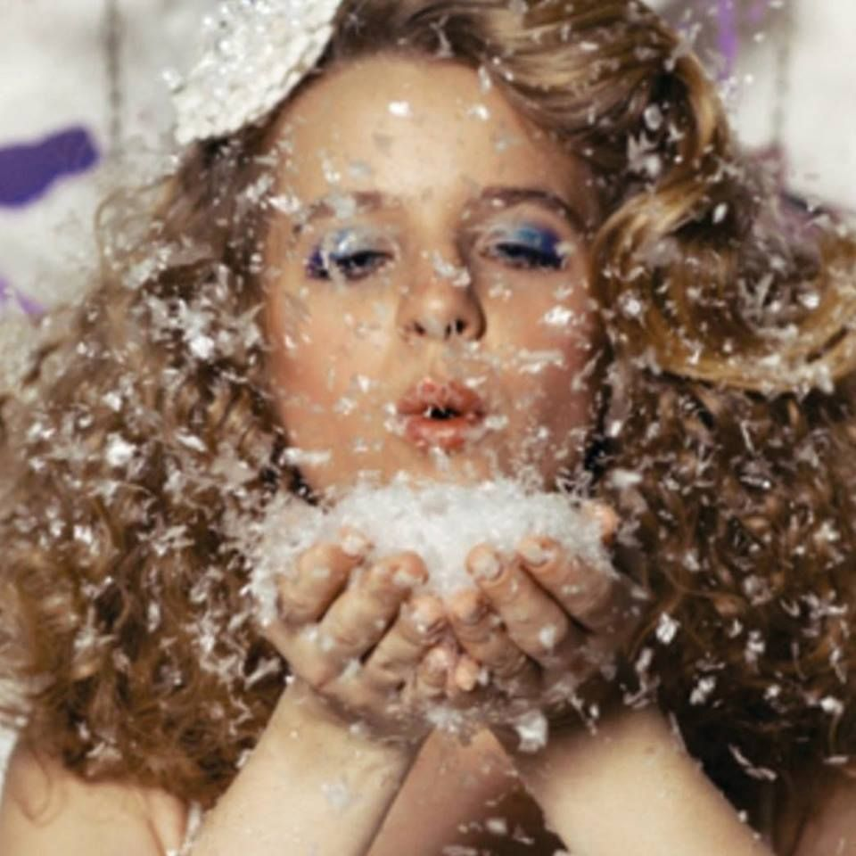 Полимерный снег