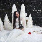 Создание снежной атмосферы